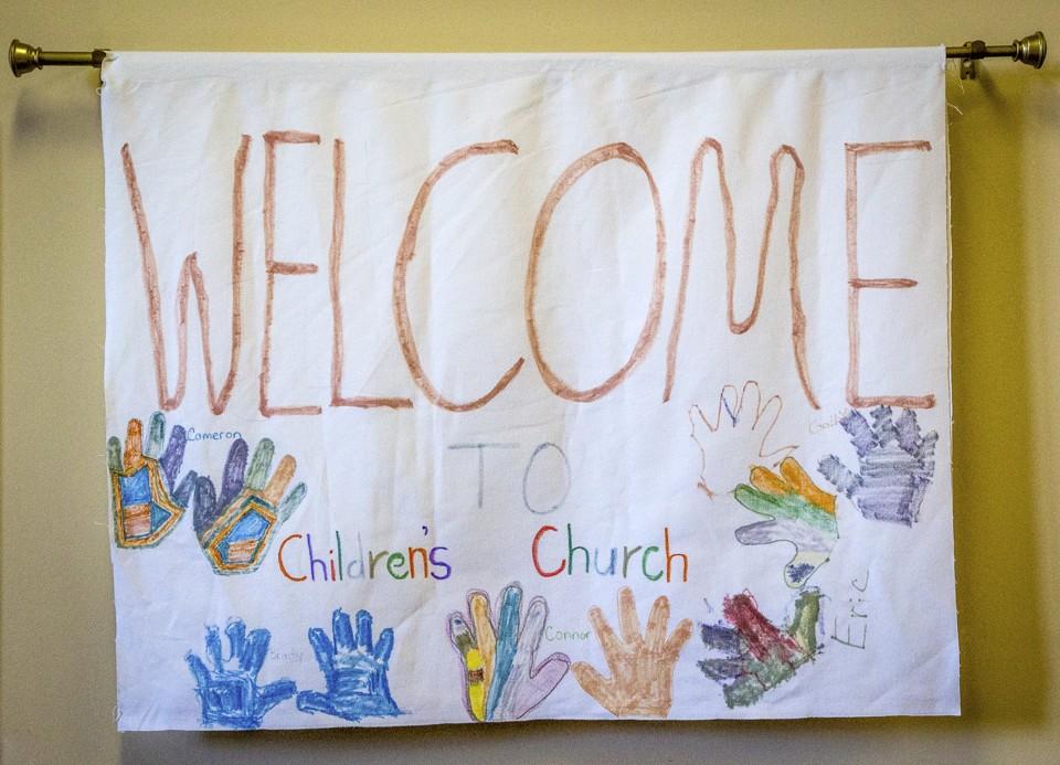 Church Of The Apostles Children S Church